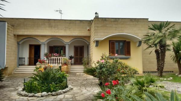 Villa in vendita a Lecce, Chiatante, Con giardino, 350 mq - Foto 6