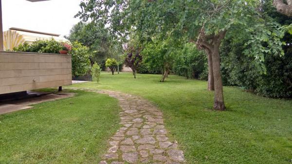 Villa in vendita a Lecce, Chiatante, Con giardino, 350 mq - Foto 7