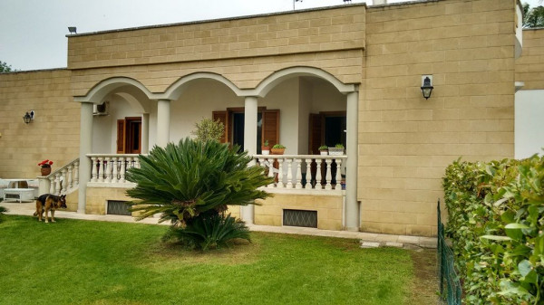 Villa in vendita a Lecce, Chiatante, Con giardino, 350 mq - Foto 2