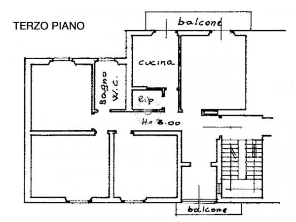 Appartamento in vendita a Firenze, 128 mq - Foto 4