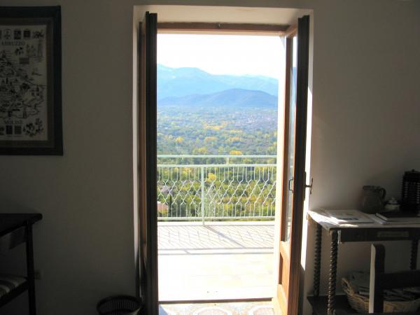 Villetta a schiera in vendita a Roccacasale, Centro, 80 mq - Foto 24