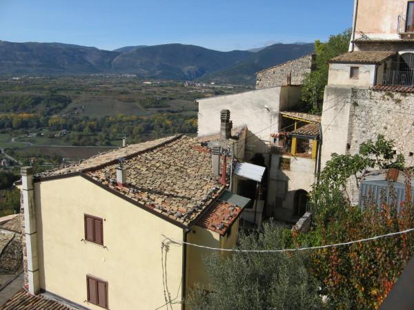 Villetta a schiera in vendita a Roccacasale, Centro, 80 mq - Foto 4
