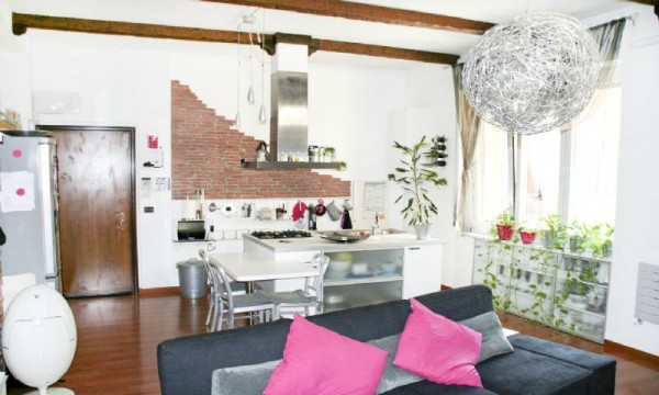 Appartamento in affitto a Milano, Stazione Centrale, Arredato, 75 mq