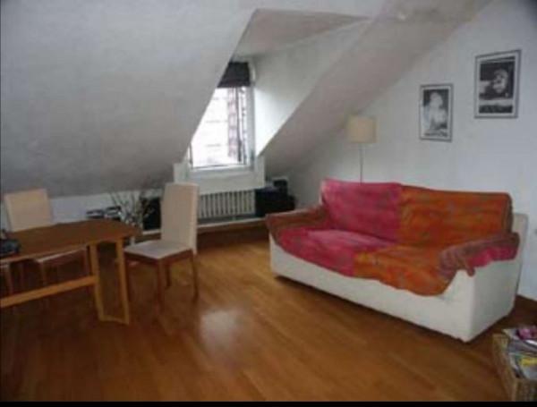 Appartamento in affitto a Milano, Cairoli, Arredato, 60 mq - Foto 8