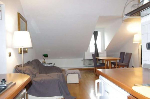 Appartamento in affitto a Milano, Cairoli, Arredato, 60 mq