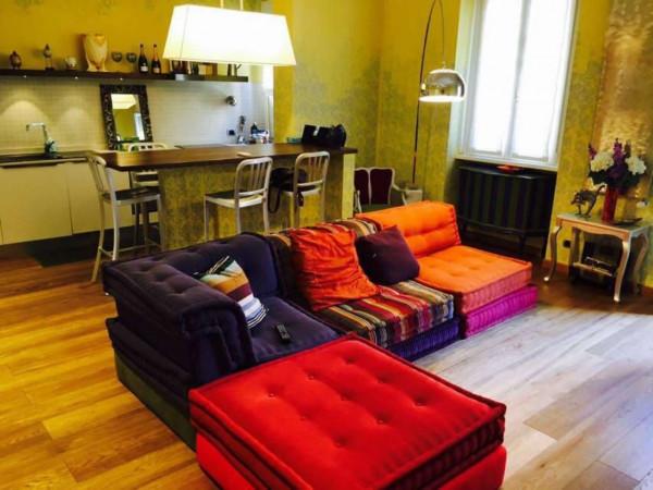 Appartamento in affitto a Milano, Sant'agostino, Arredato, 75 mq