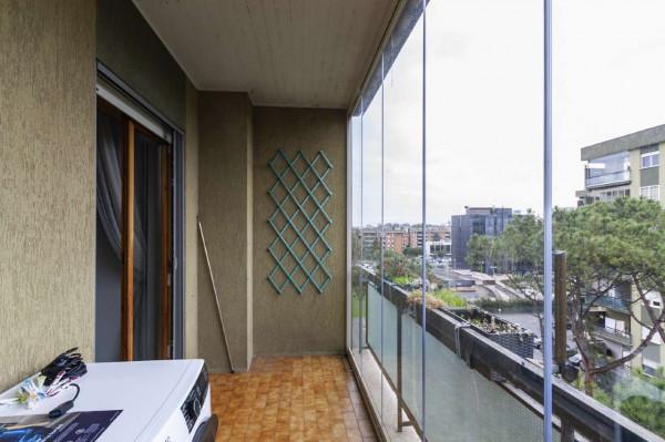 Appartamento in vendita a Roma, Torrino, Con giardino, 104 mq - Foto 8