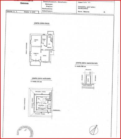 Appartamento in vendita a Rapallo, Centro, Con giardino, 90 mq - Foto 2