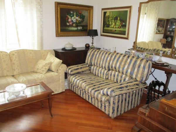 Appartamento in vendita a Rapallo, Centro, Con giardino, 90 mq - Foto 1