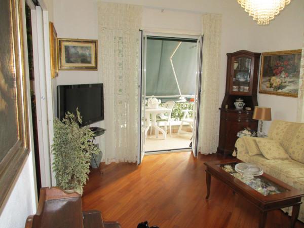 Appartamento in vendita a Rapallo, Centro, Con giardino, 90 mq - Foto 18