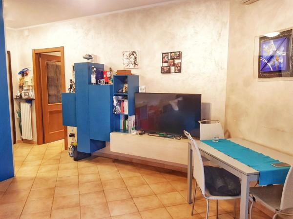 Appartamento in vendita a Rivoli, Centro, Con giardino, 65 mq