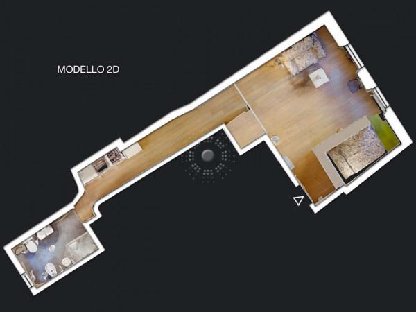 Appartamento in vendita a Firenze, 43 mq - Foto 3