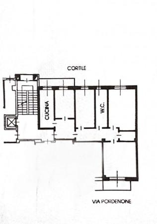 Appartamento in vendita a Milano, Lambrate, 120 mq - Foto 12