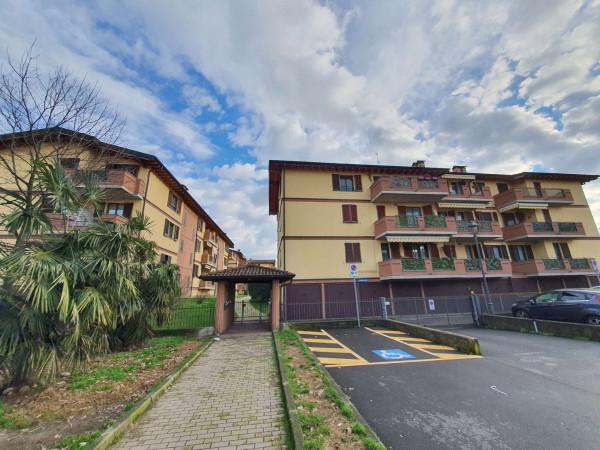 Appartamento in vendita a Truccazzano, Residenziale, Con giardino, 58 mq - Foto 11