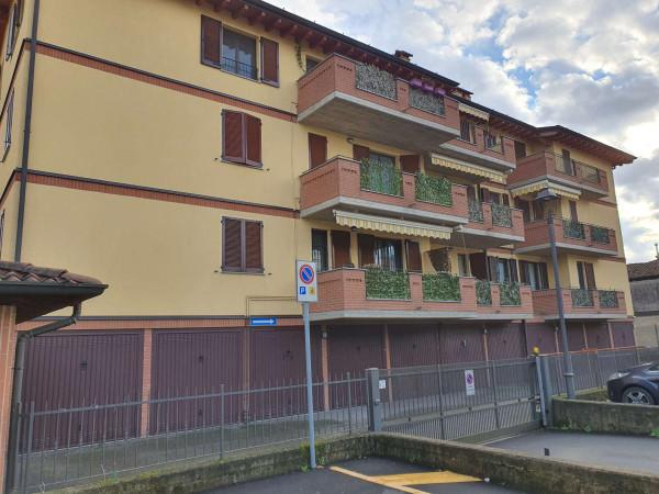 Appartamento in vendita a Truccazzano, Residenziale, Con giardino, 58 mq - Foto 12