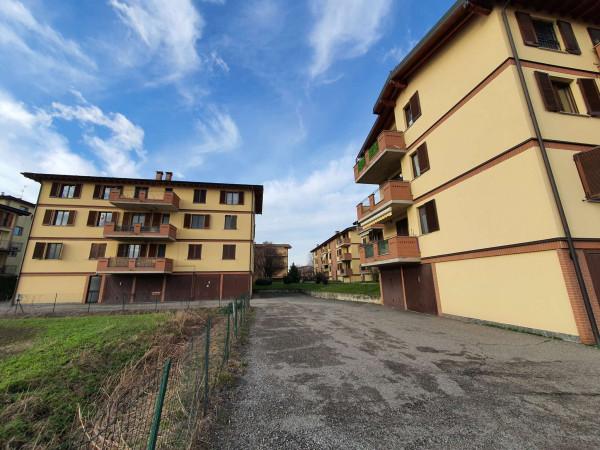 Appartamento in vendita a Truccazzano, Residenziale, Con giardino, 58 mq - Foto 8