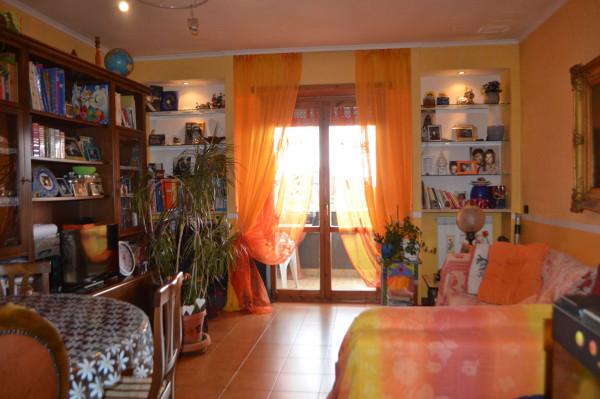 Appartamento in vendita a Roma, Dragoncello, Con giardino, 100 mq