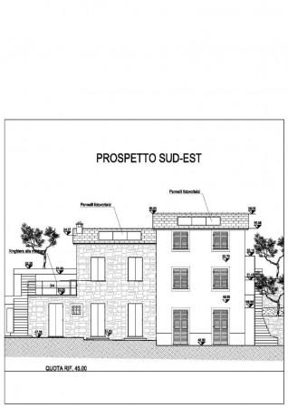 Appartamento in vendita a Santa Margherita Ligure, San Lorenzo Della Costa, Con giardino, 135 mq - Foto 2