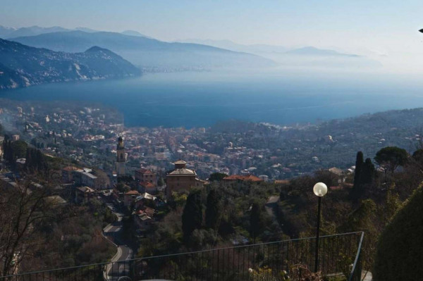 Villa in vendita a Santa Margherita Ligure, S.lorenzo Della Costa, Con giardino, 300 mq - Foto 19
