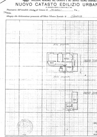 Appartamento in vendita a Zoagli, Con giardino, 80 mq - Foto 7