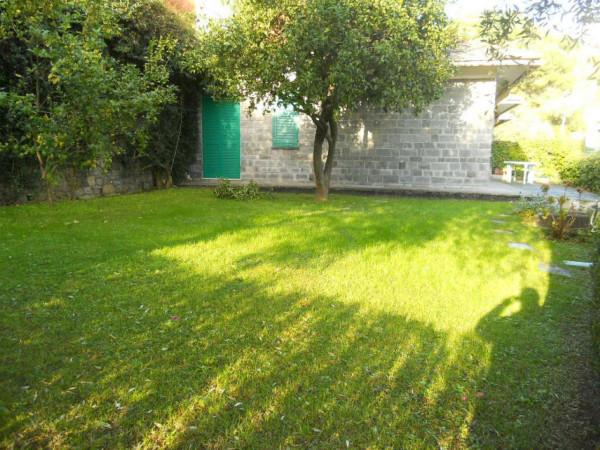 Villetta a schiera in vendita a Rapallo, San Michele Di Pagana, Con giardino, 90 mq - Foto 21
