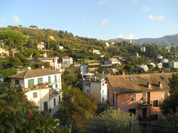 Villetta a schiera in vendita a Rapallo, San Michele Di Pagana, Con giardino, 90 mq - Foto 7