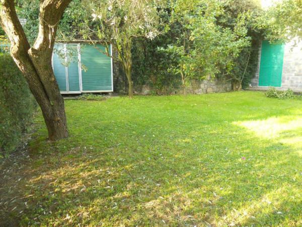 Villetta a schiera in vendita a Rapallo, San Michele Di Pagana, Con giardino, 90 mq - Foto 20