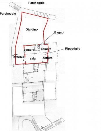 Villetta a schiera in vendita a Rapallo, San Michele Di Pagana, Con giardino, 90 mq - Foto 2