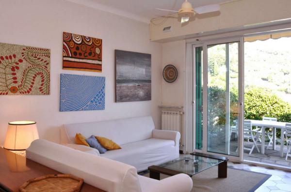 Villetta a schiera in vendita a Rapallo, San Michele Di Pagana, Con giardino, 90 mq - Foto 16