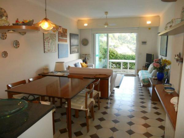Villetta a schiera in vendita a Rapallo, San Michele Di Pagana, Con giardino, 90 mq - Foto 6