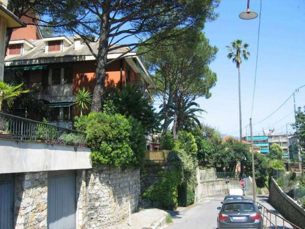 Appartamento in vendita a Santa Margherita Ligure, San Siro, 70 mq
