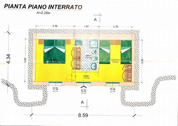 Villa in vendita a Levanto, Mesco, Con giardino, 100 mq - Foto 2