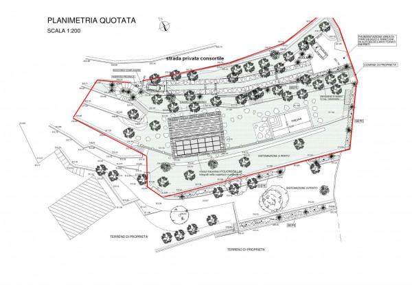 Villa in vendita a Zoagli, Cornice Di S.ambrogio, Con giardino, 150 mq - Foto 2