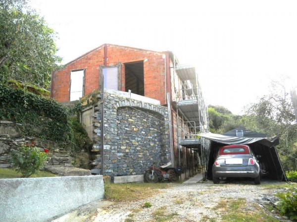 Villa in vendita a Zoagli, Cornice Di S.ambrogio, Con giardino, 150 mq - Foto 7
