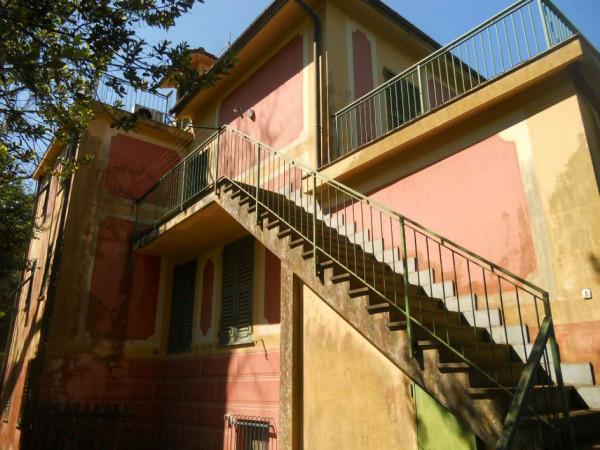 Villa in vendita a Camogli, Con giardino, 600 mq - Foto 20