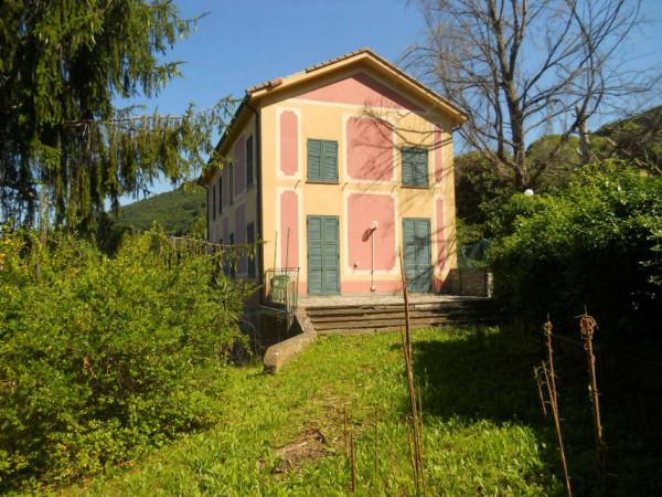 Villa in vendita a Camogli, Con giardino, 600 mq - Foto 21