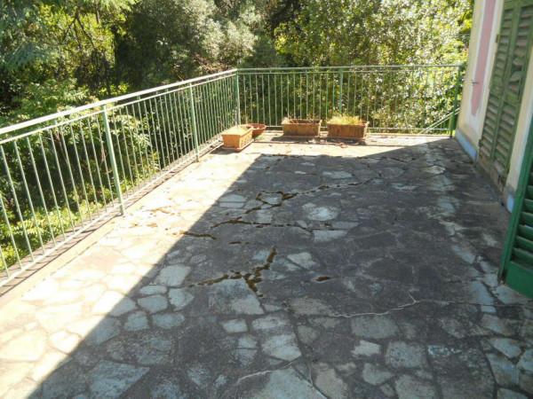Villa in vendita a Camogli, Con giardino, 600 mq - Foto 19