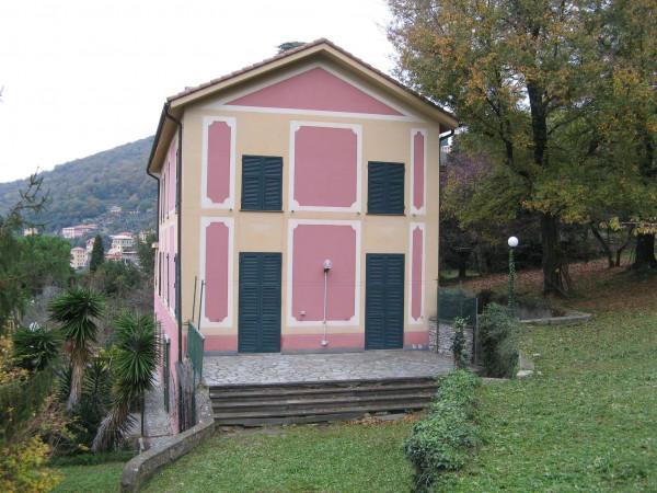 Villa in vendita a Camogli, Con giardino, 600 mq - Foto 16