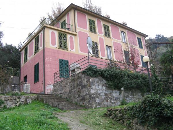Villa in vendita a Camogli, Con giardino, 600 mq - Foto 18
