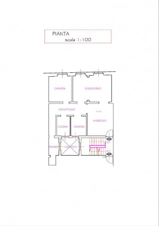 Appartamento in vendita a Santa Margherita Ligure, 115 mq - Foto 6