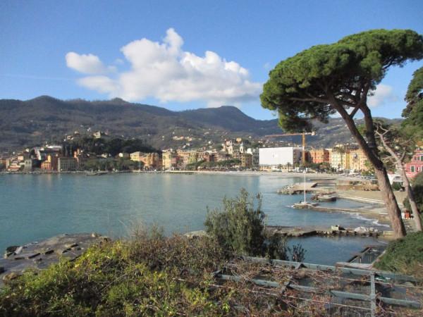Appartamento in vendita a Santa Margherita Ligure, Arredato, con giardino, 115 mq