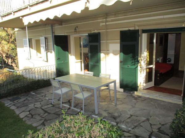 Appartamento in vendita a Santa Margherita Ligure, Arredato, con giardino, 115 mq - Foto 20