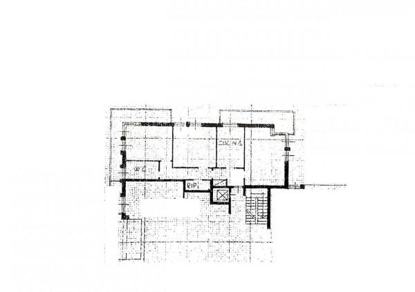 Appartamento in vendita a Santa Margherita Ligure, Arredato, con giardino, 115 mq - Foto 2