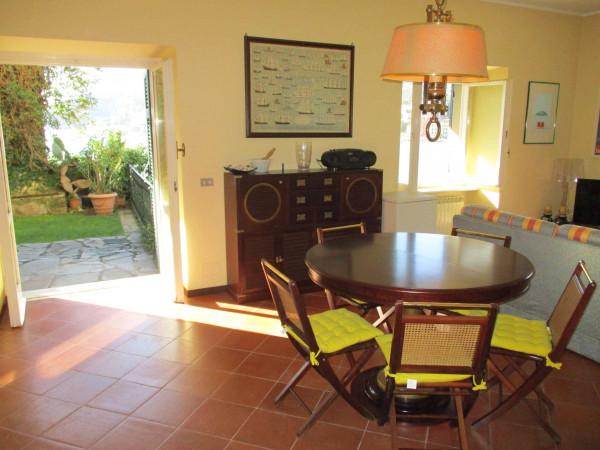 Appartamento in vendita a Santa Margherita Ligure, Arredato, con giardino, 115 mq - Foto 13