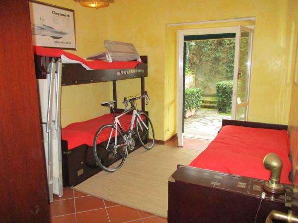 Appartamento in vendita a Santa Margherita Ligure, Arredato, con giardino, 115 mq - Foto 9