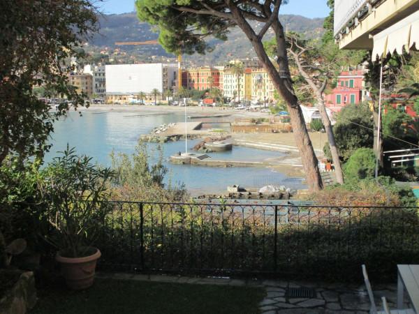 Appartamento in vendita a Santa Margherita Ligure, Arredato, con giardino, 115 mq - Foto 21