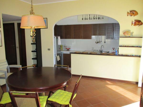 Appartamento in vendita a Santa Margherita Ligure, Arredato, con giardino, 115 mq - Foto 16