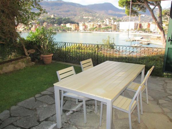 Appartamento in vendita a Santa Margherita Ligure, Arredato, con giardino, 115 mq - Foto 5