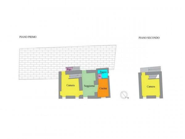 Rustico/Casale in vendita a Portovenere, Con giardino, 150 mq - Foto 3