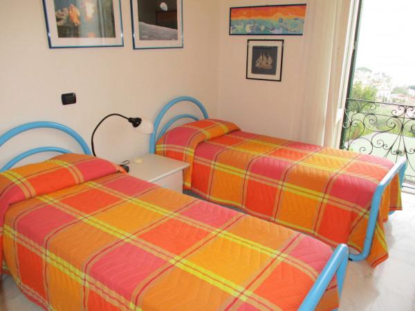 Appartamento in vendita a Santa Margherita Ligure, Arredato, con giardino, 110 mq - Foto 11